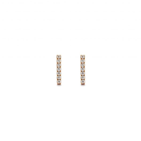 DIAMONDS BAGUETTE STUDS