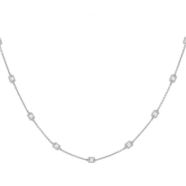DIAMOND SQUARE CHOKER