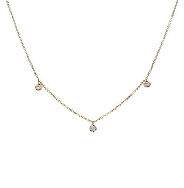 Triad necklace